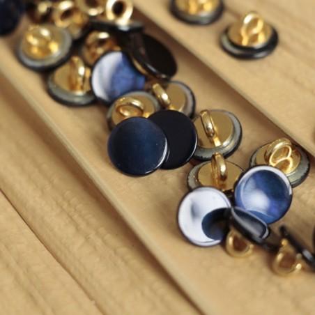 bouton rond marine janis