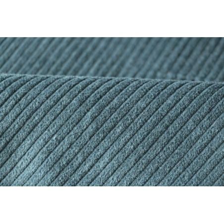 tissu velours grosses côtes canard