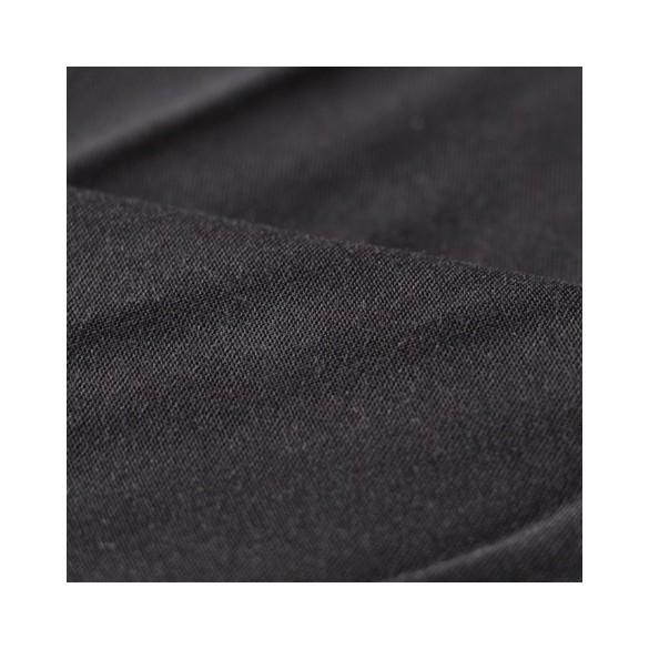 TISSU VISCose noire
