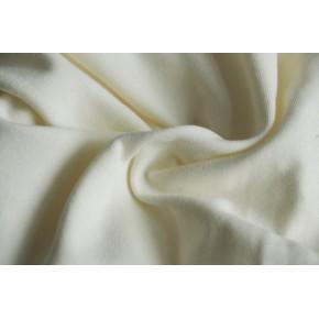 tissu sweat bio blanc cassé
