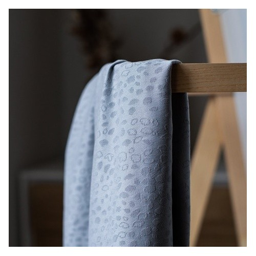 tencel spot jacquard sky - meetmilk