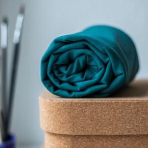 tissu tencel jersey stretch - emerald