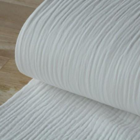tissu triple gaze de coton