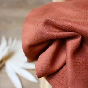 tissu viscose dobby atelier brunette