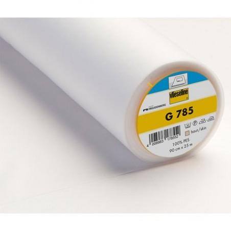 thermocollant fin stretch G785 blanc