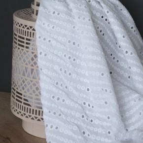 coton albertine blanc