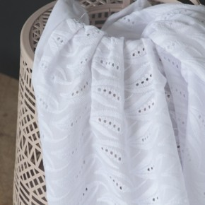 broderie anglaise blanche alexine