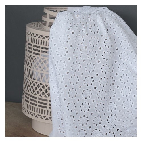 broderie anglaise antonine blanche