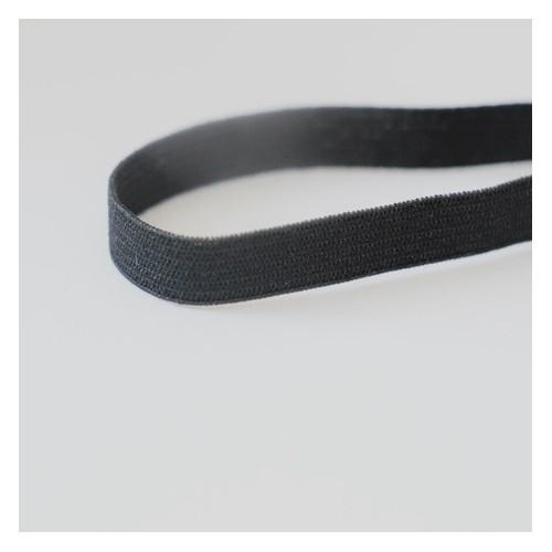 élastique noir pour masque 8 mm