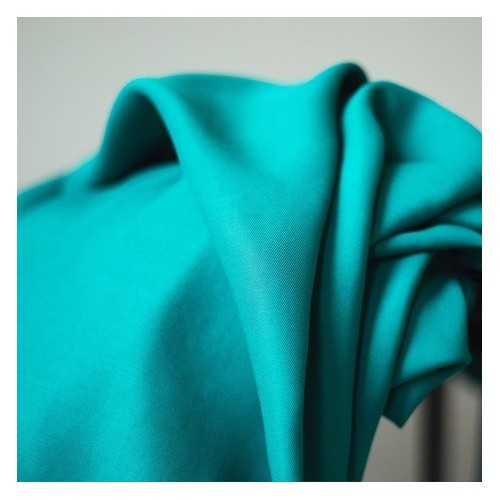 tencel sanded twill emerald meetmilk