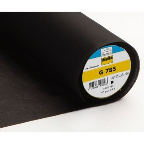 thermocollant noir fin