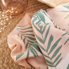 crêpe de viscose canopy cactus - atelier brunette