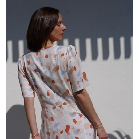 robe zénith - maison fauve