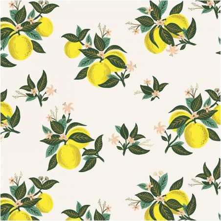 viscose citron - rifle paper co