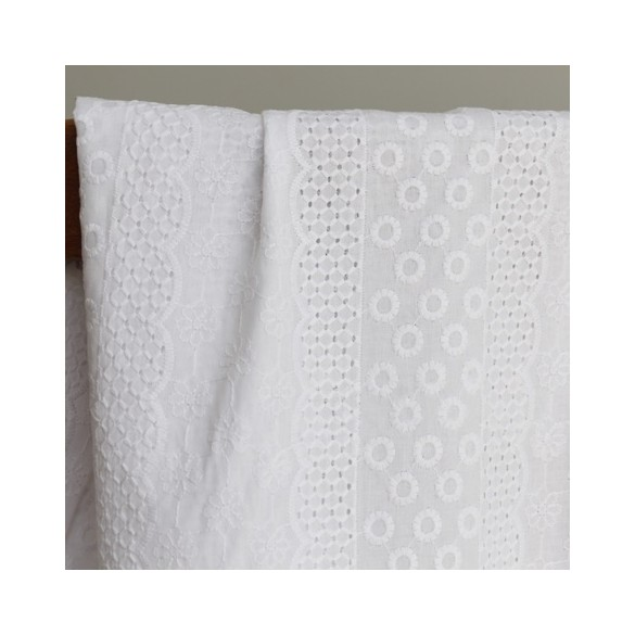broderie anglaise suzie blanche