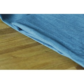 denim fin stretch bleu clair