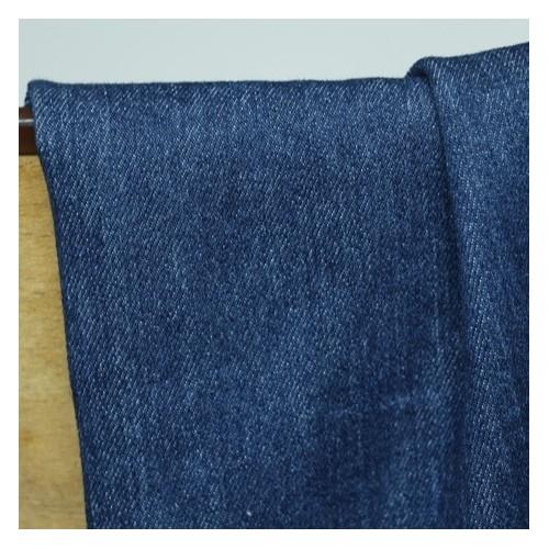 jean stretch bleu brut