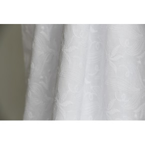 tissu broderie anglaise eulalie