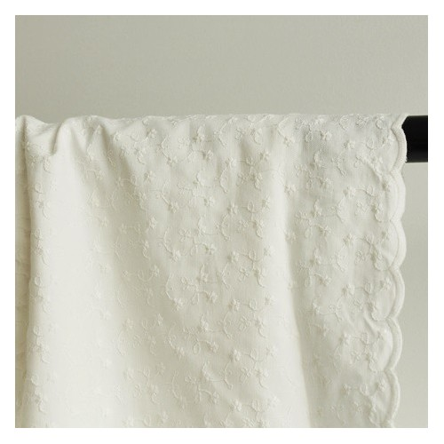 broderie anglaise tissu