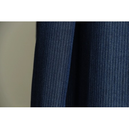 tissu chambray brut
