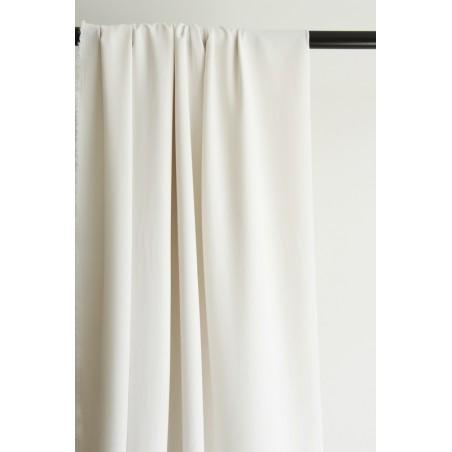 tissu crêpe de polyester haute gamme