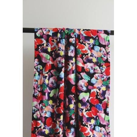 tissu imprimée pour robe