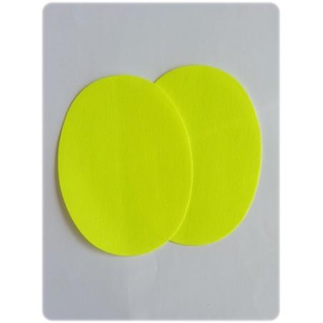 Coudières jaune fluo