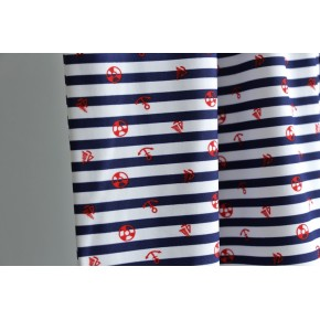 maillot de bain marinière