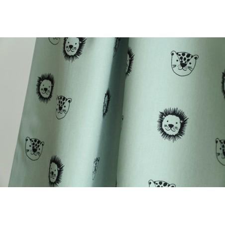 coton imprimé bio certifié gots