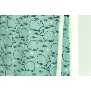 tissu coton imprimé enfants