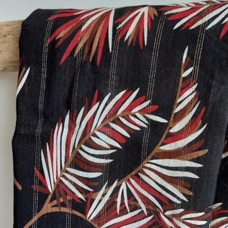 viscose paloma - noir