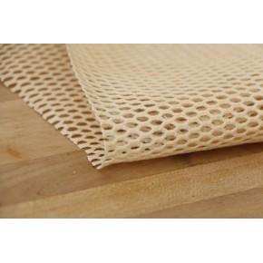 tissu filet pour sacs en coton bio gots
