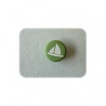 Petit bateau vert