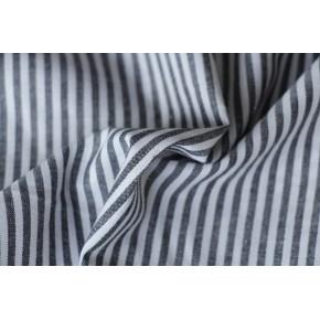 tissu rayures en coton oekotex