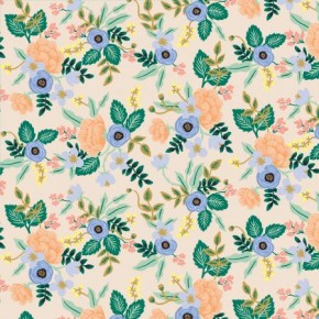 tissu coton rifle paper co
