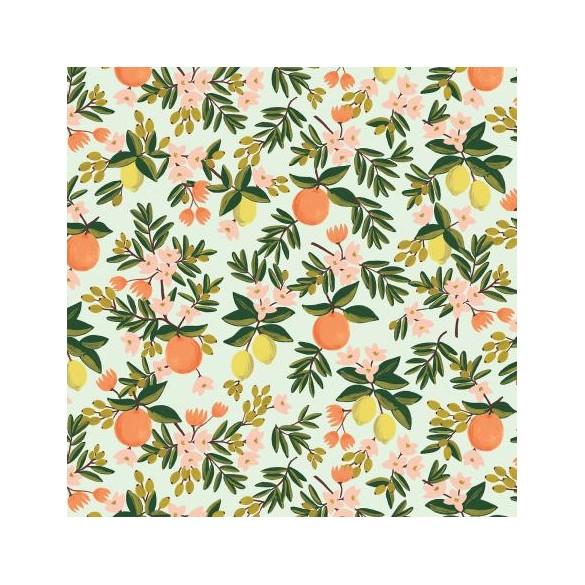 citrus floral mint - rifle paper co