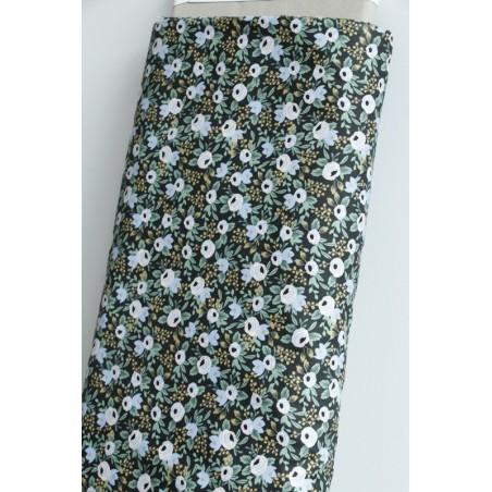 coton imprimé fleurs rifle paper co