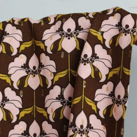 viscose pénelope - fleurs