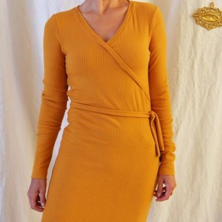 robe ludmilla - maison fauve
