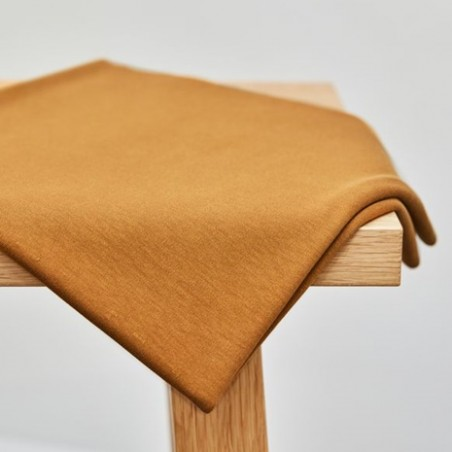 two face coda interlock mustard interlock - mustard