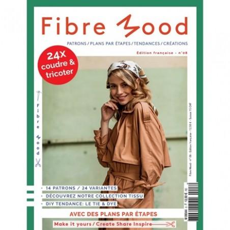 magazine fibremood numéro 8