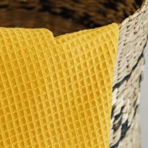 tissu éponge nid d'abeille