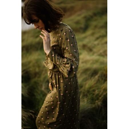 tissu imprimé pour robe d'hiver