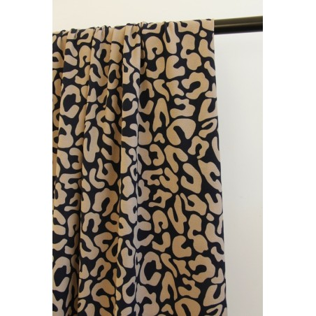 crêpe léopard késia