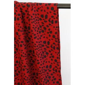 tissu imprimé léopard pour robe