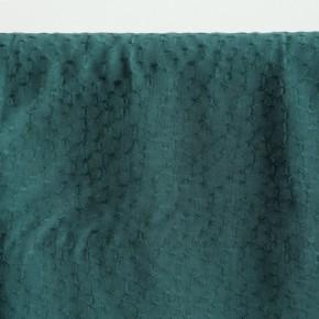 viscose plumetis vert foncé