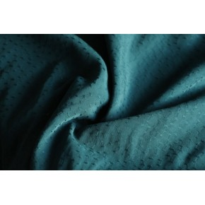 tissu viscose plumetis vert