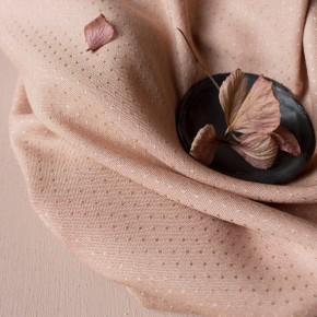 tissu viscose plumetis dobby maple - atelier brunette