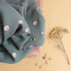 tissu seed cedar - atelier brunette