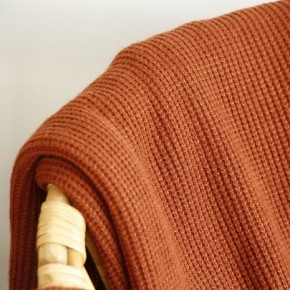 maille tricot rouille